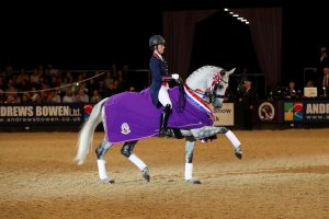 Dressage Future Elite Championship Prizegiving, photo credit 1st Class Images