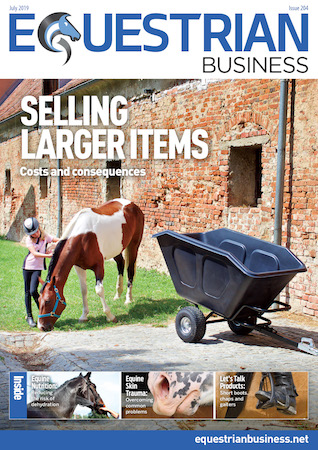 Equestrian Business July 2019 Issue