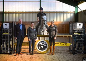 Bolesworth team receives title sponsorship from Equitop