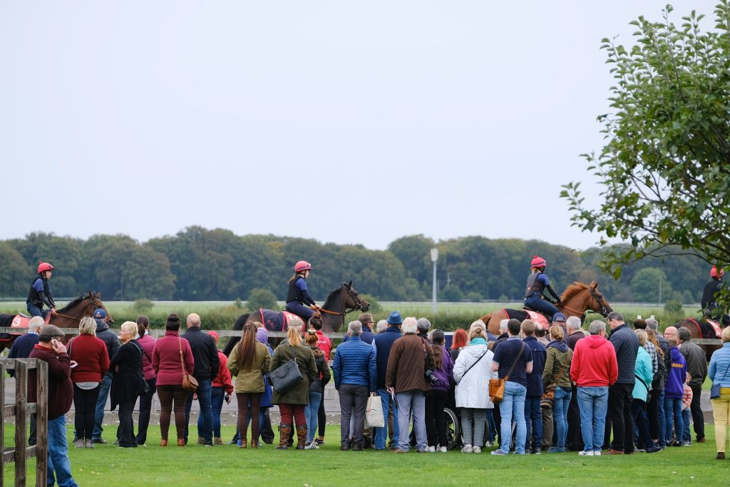 The Henry Cecil Open Weekend at Newmarket