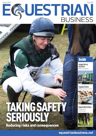 Equestrian Business trade publication