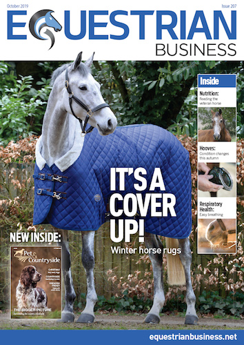 Equestrian Business Pet & Countryside horses dogs & more trade publication