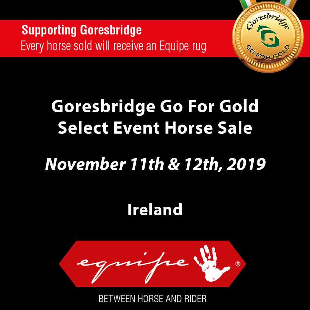 Equipe - Goresbridge Go For Gold